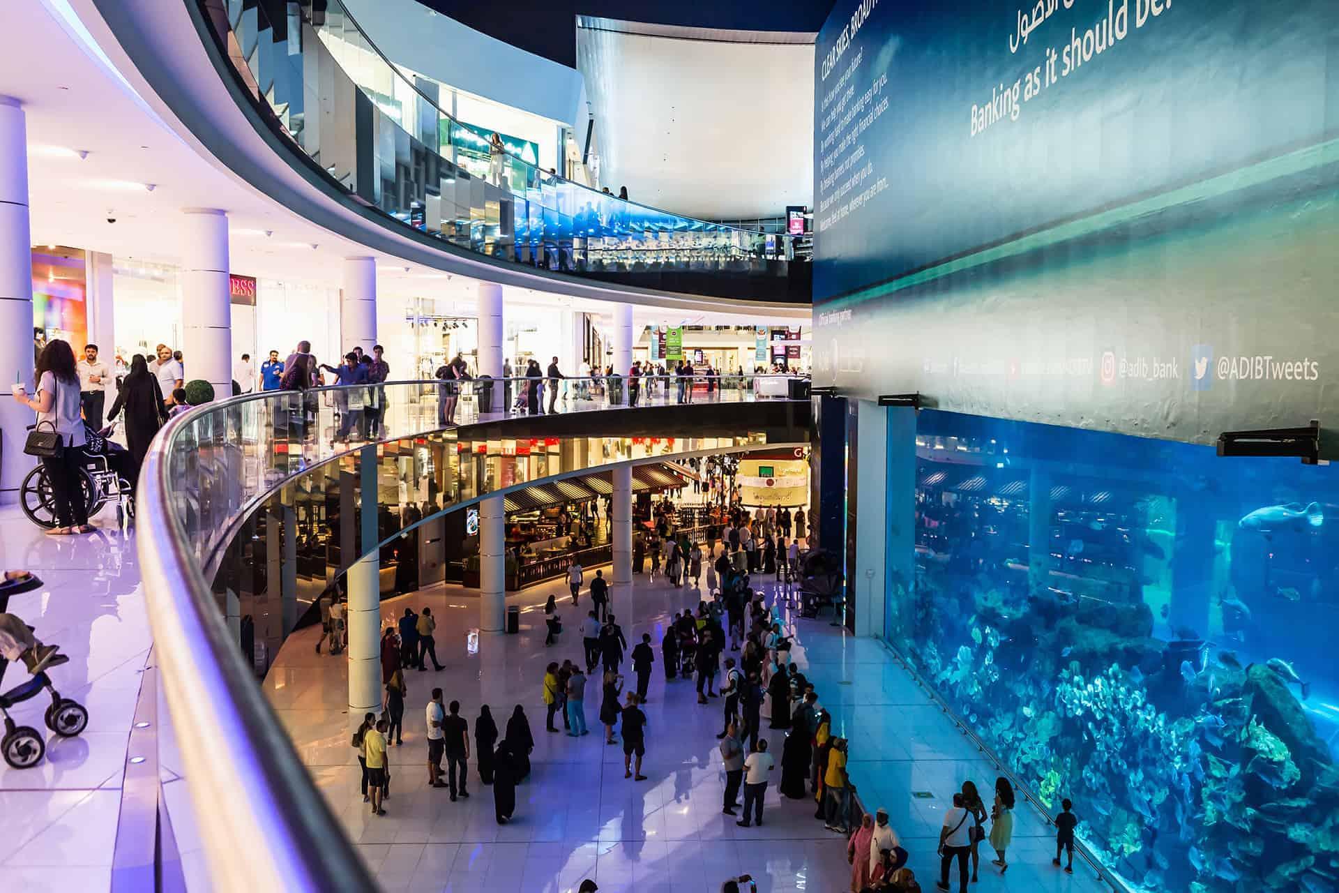 aquarium centre commercial dubai