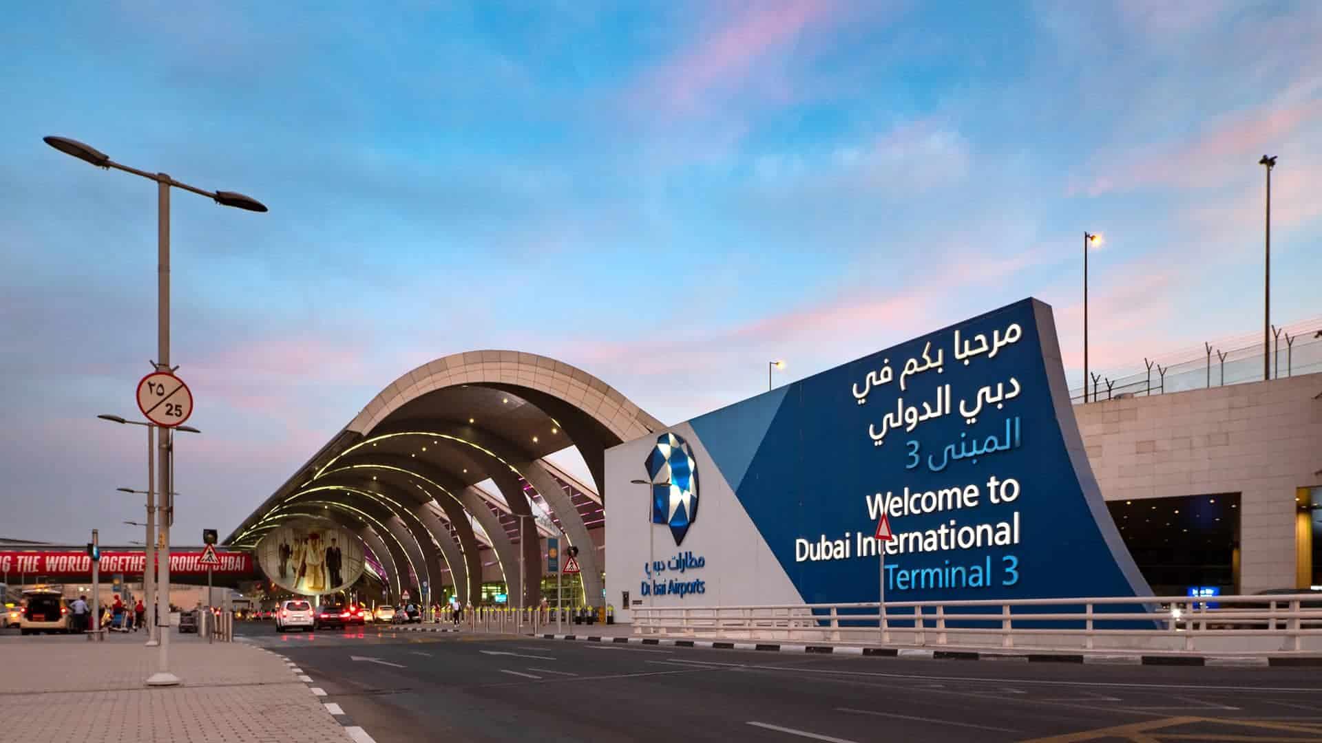 terminal 3 aeroport dubai