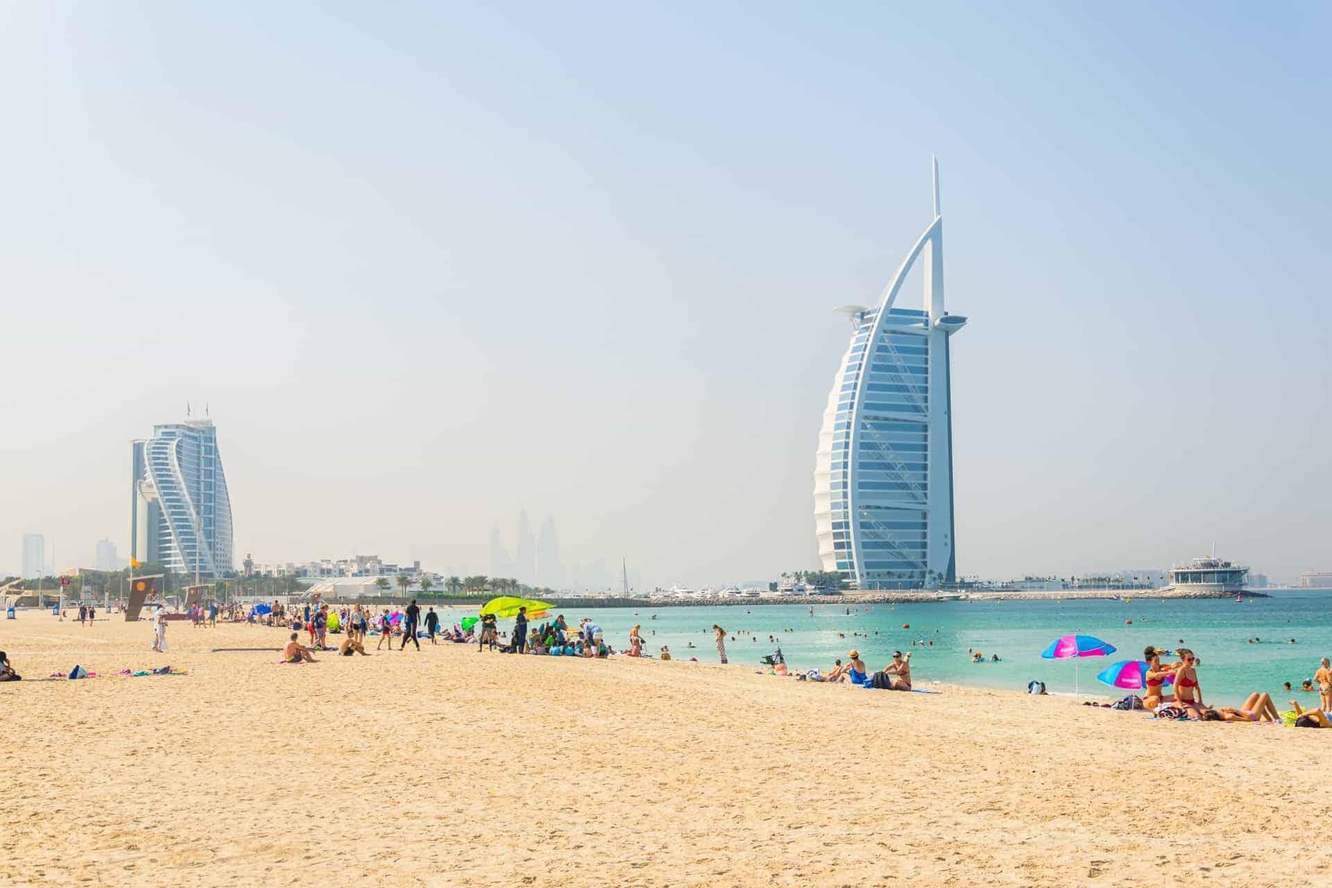 plage publique dubai