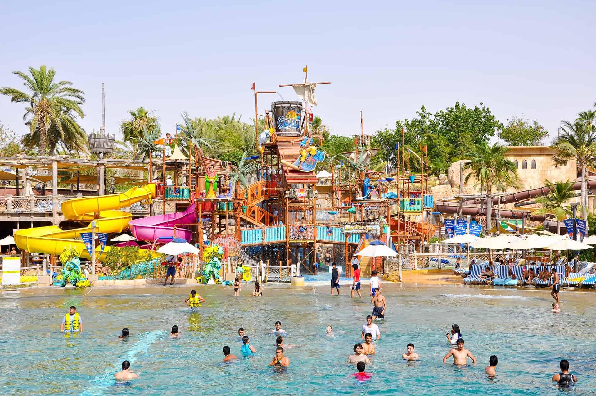 parc aquatique dubai