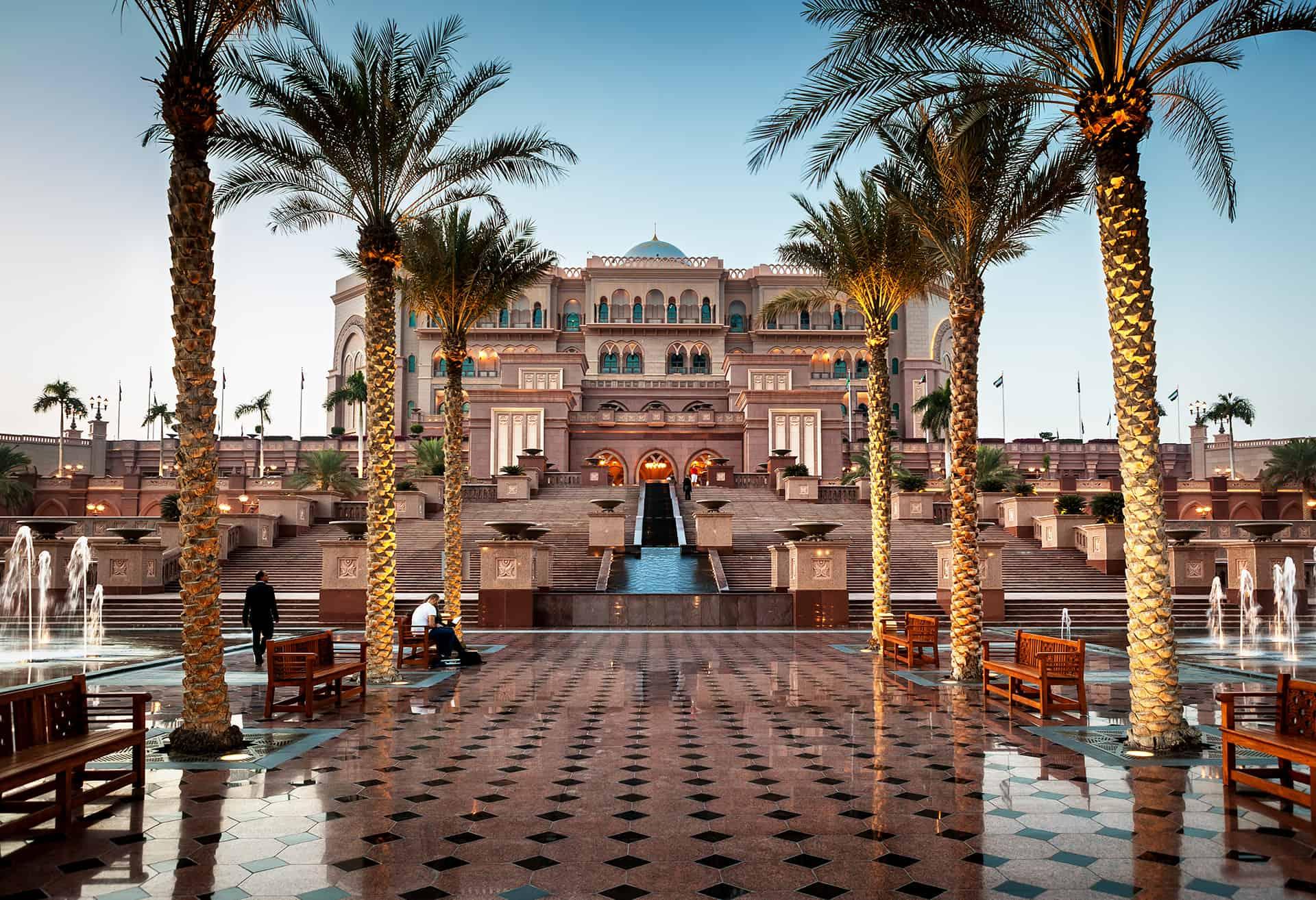 emirates palace abou dhabi