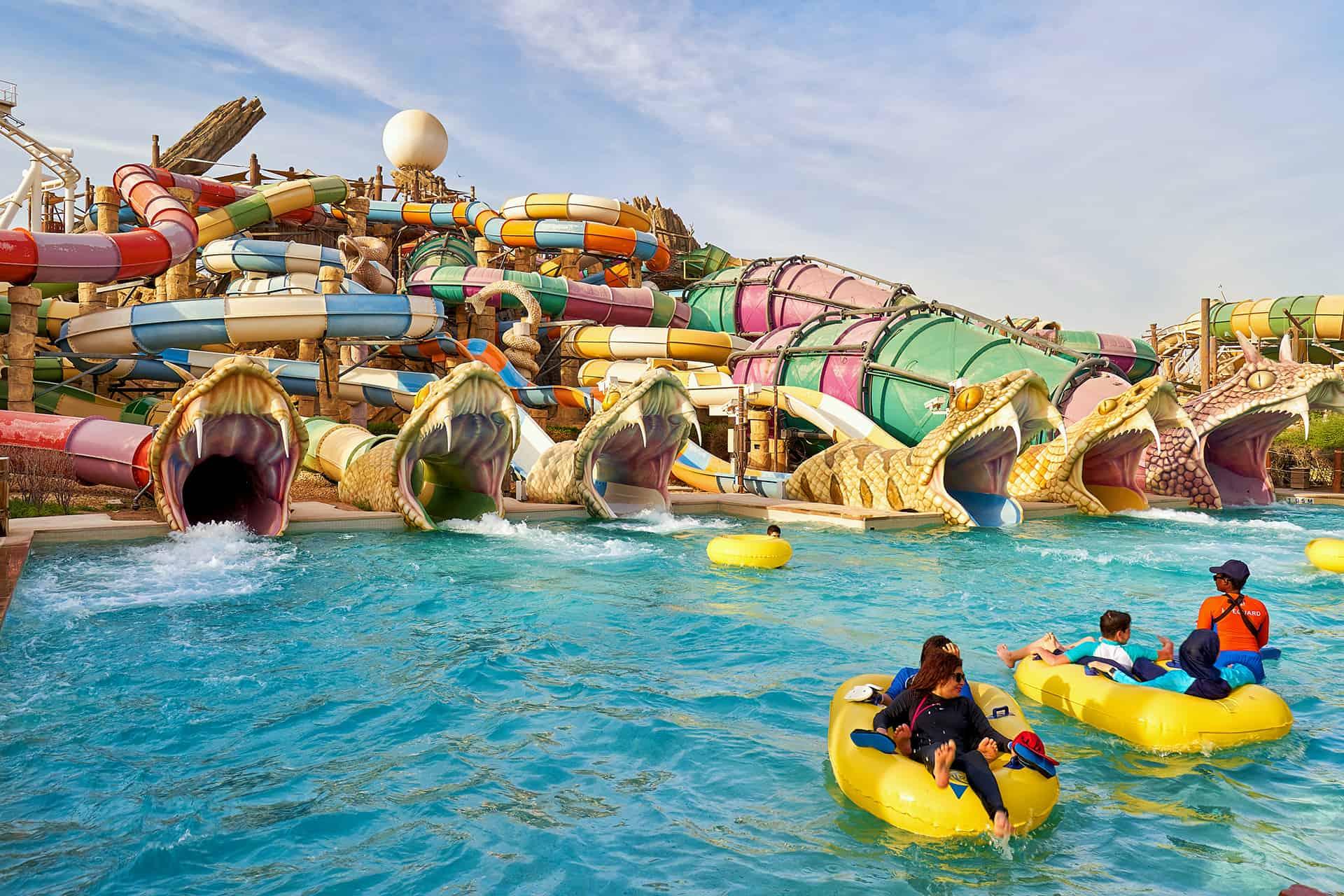 yas island waterworld