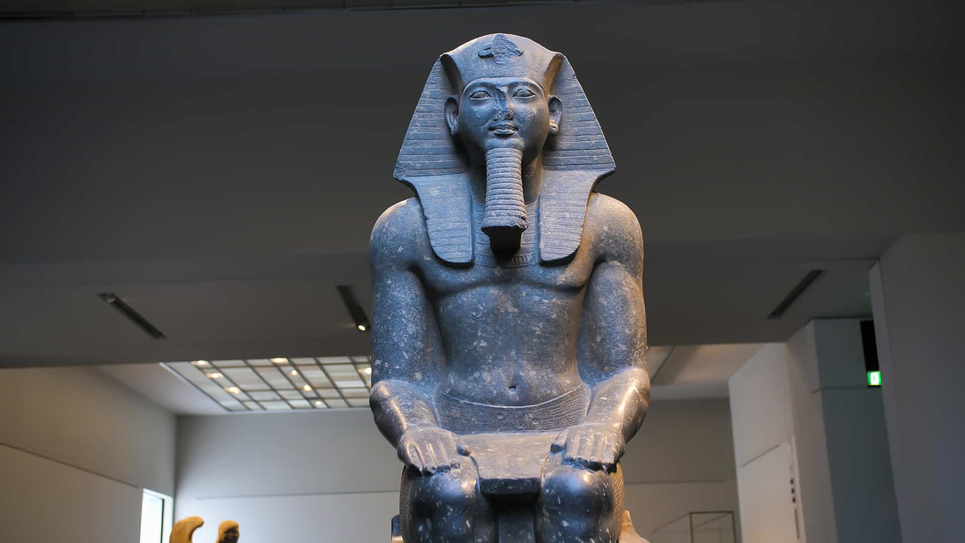 collection egyptienne musee