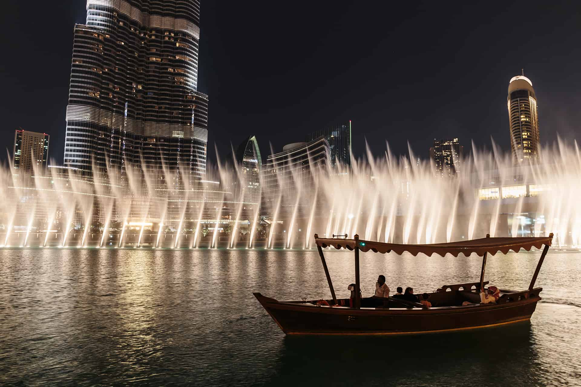 dubai fontain burj khalifa