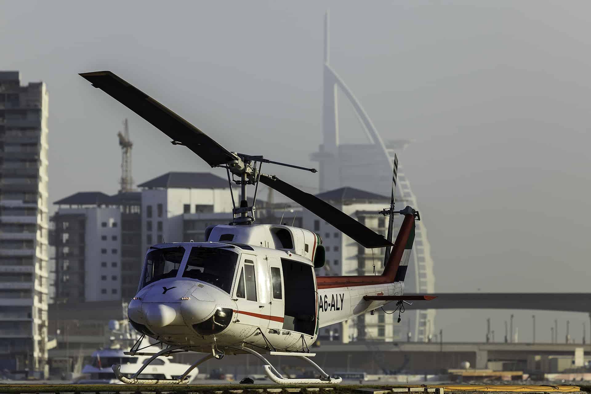 tour helicoptere dubai