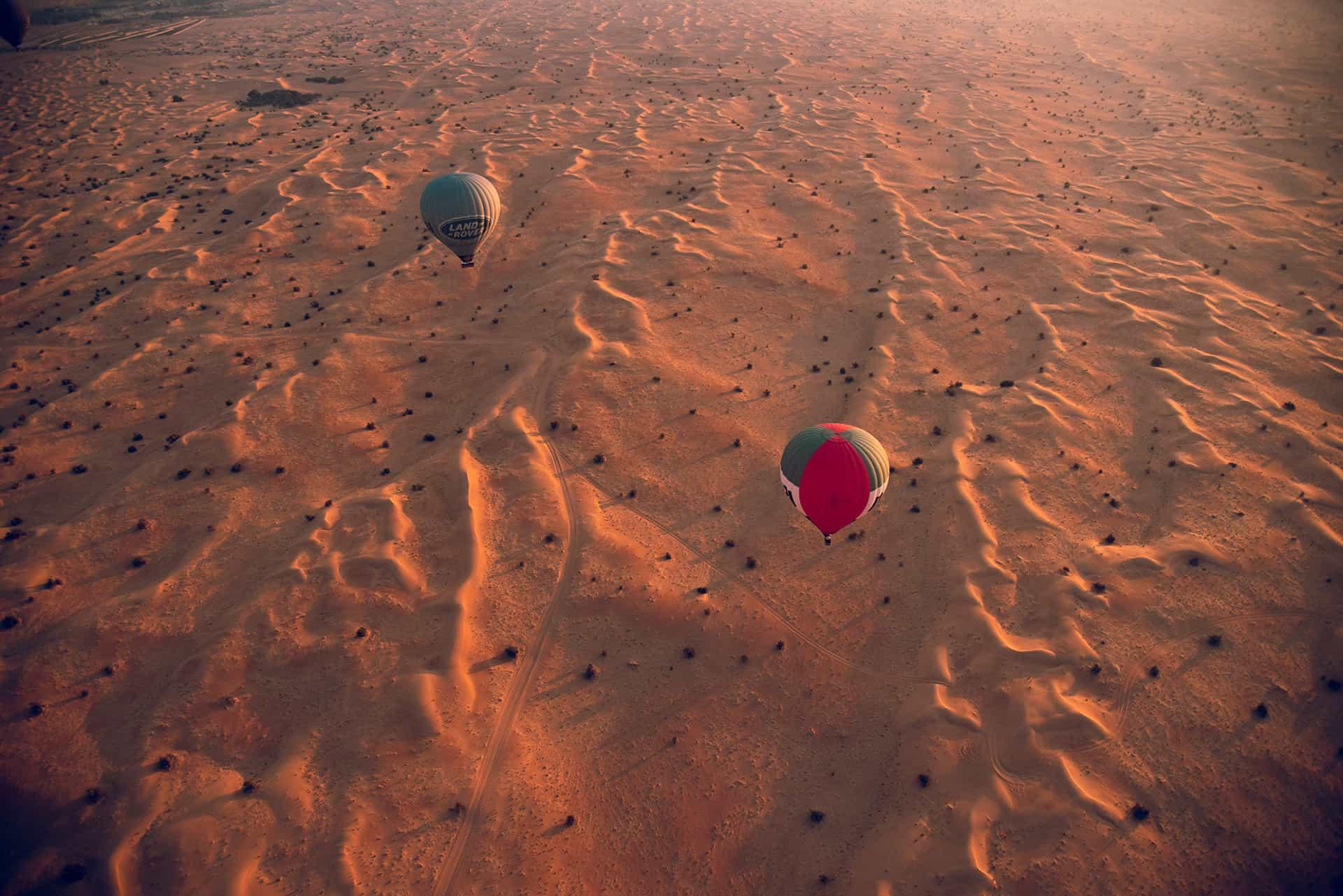 montgolfiere dubai