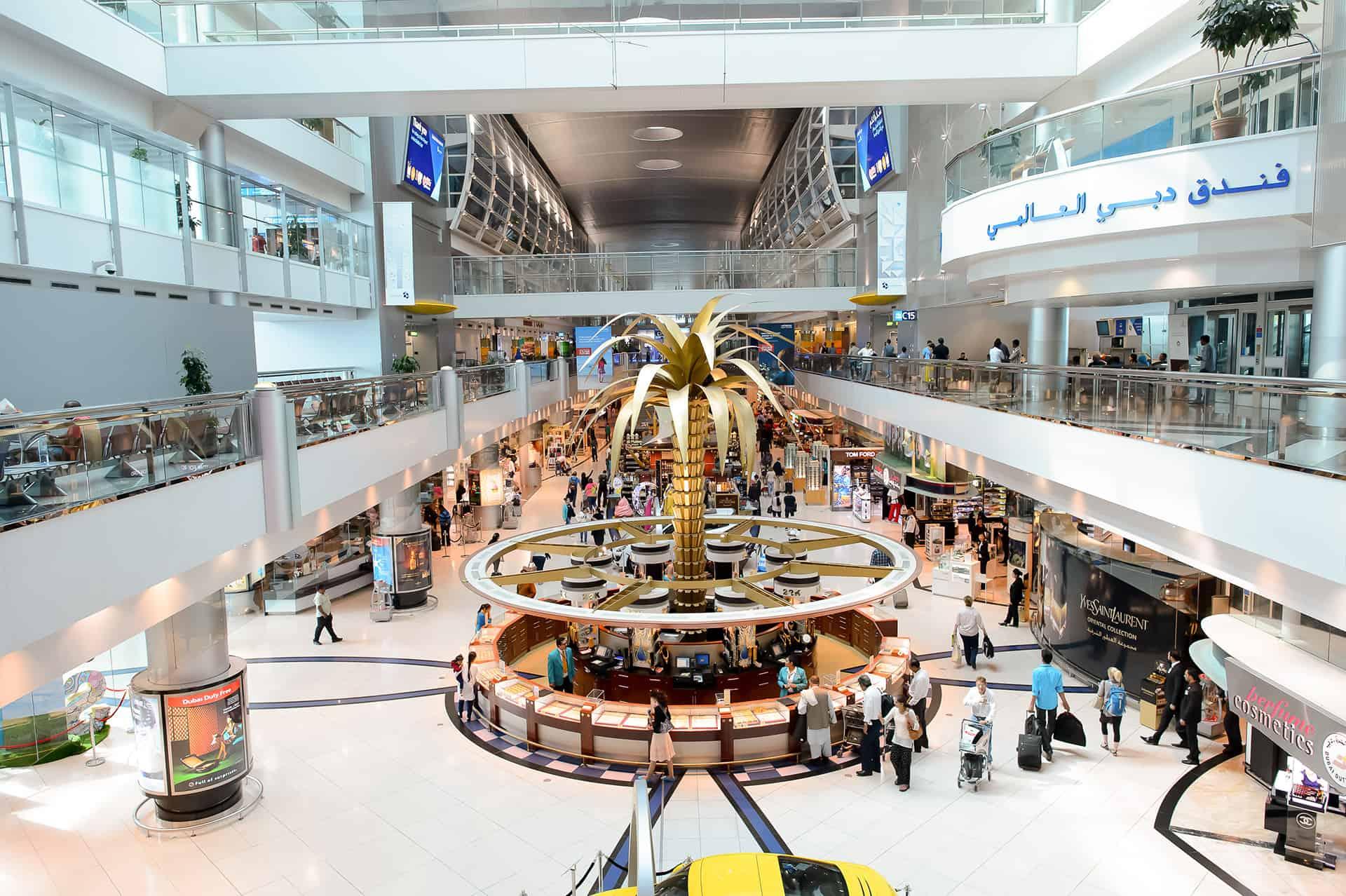 shopping aeroport dubai