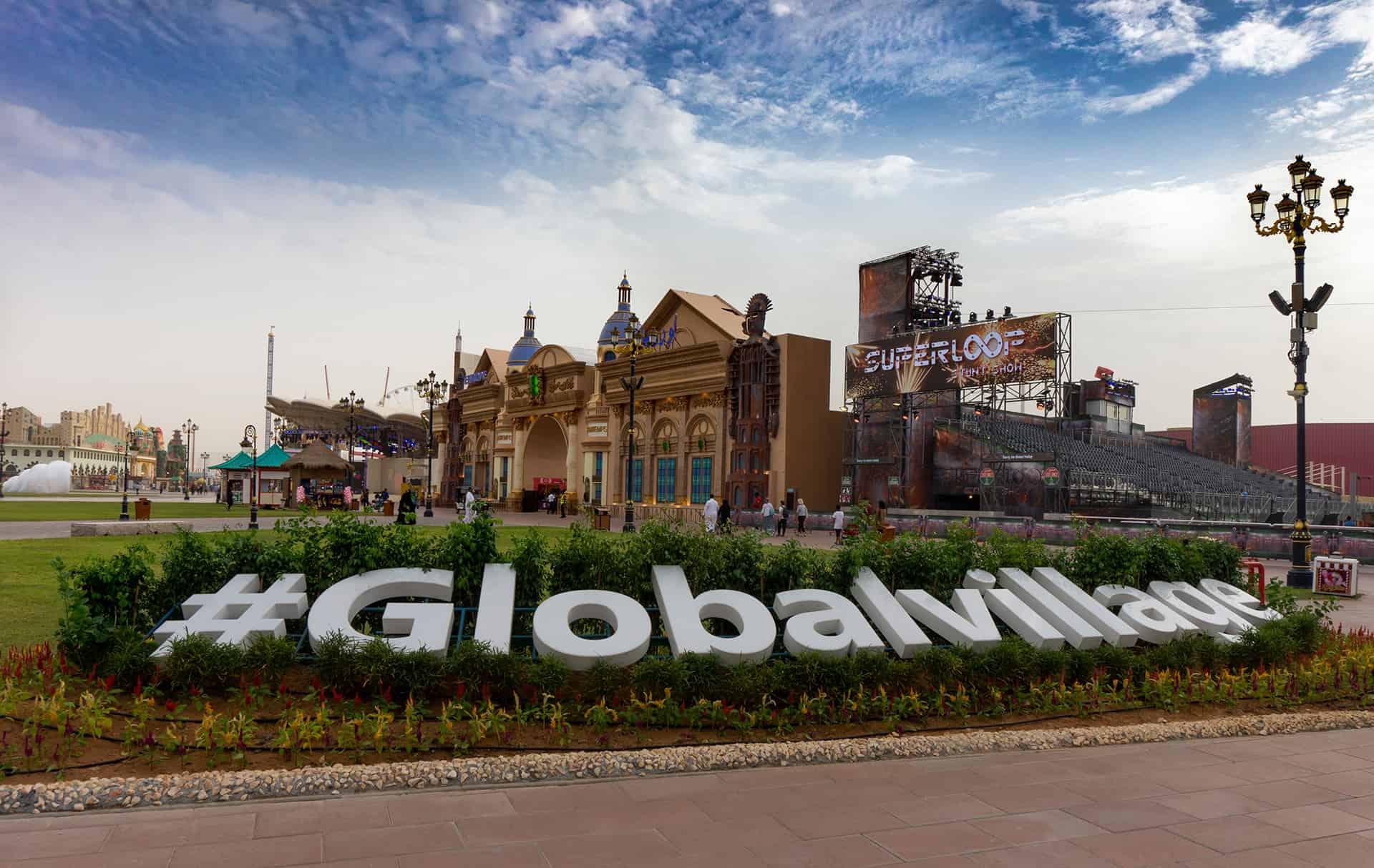 visiter global village