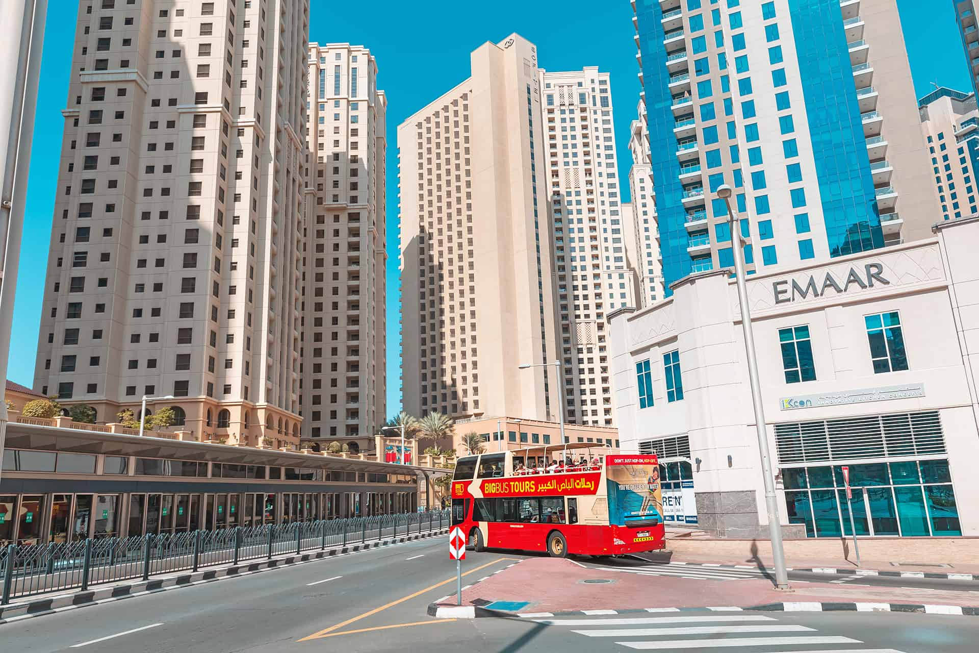 big bus tour dubai