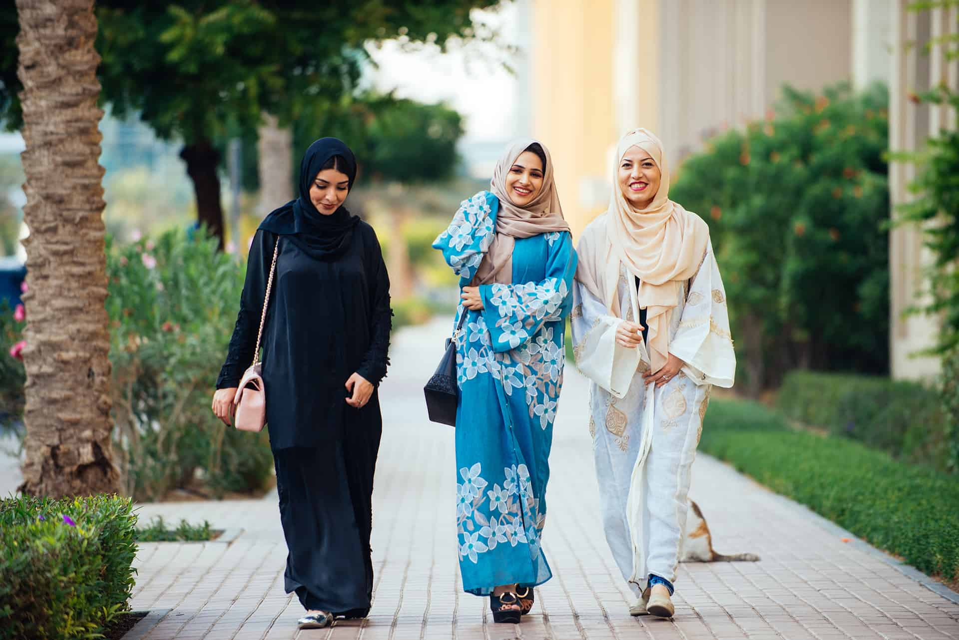 tenue vestimentaire abaya dubai