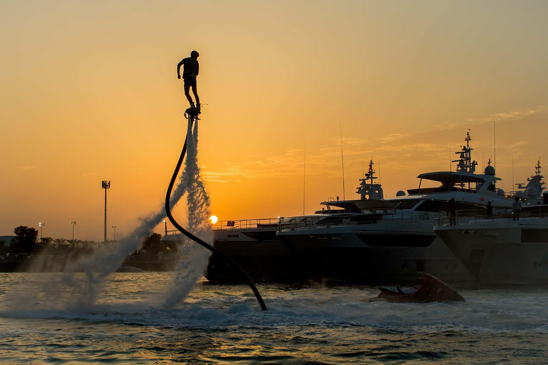 tourisme aquatique dubai