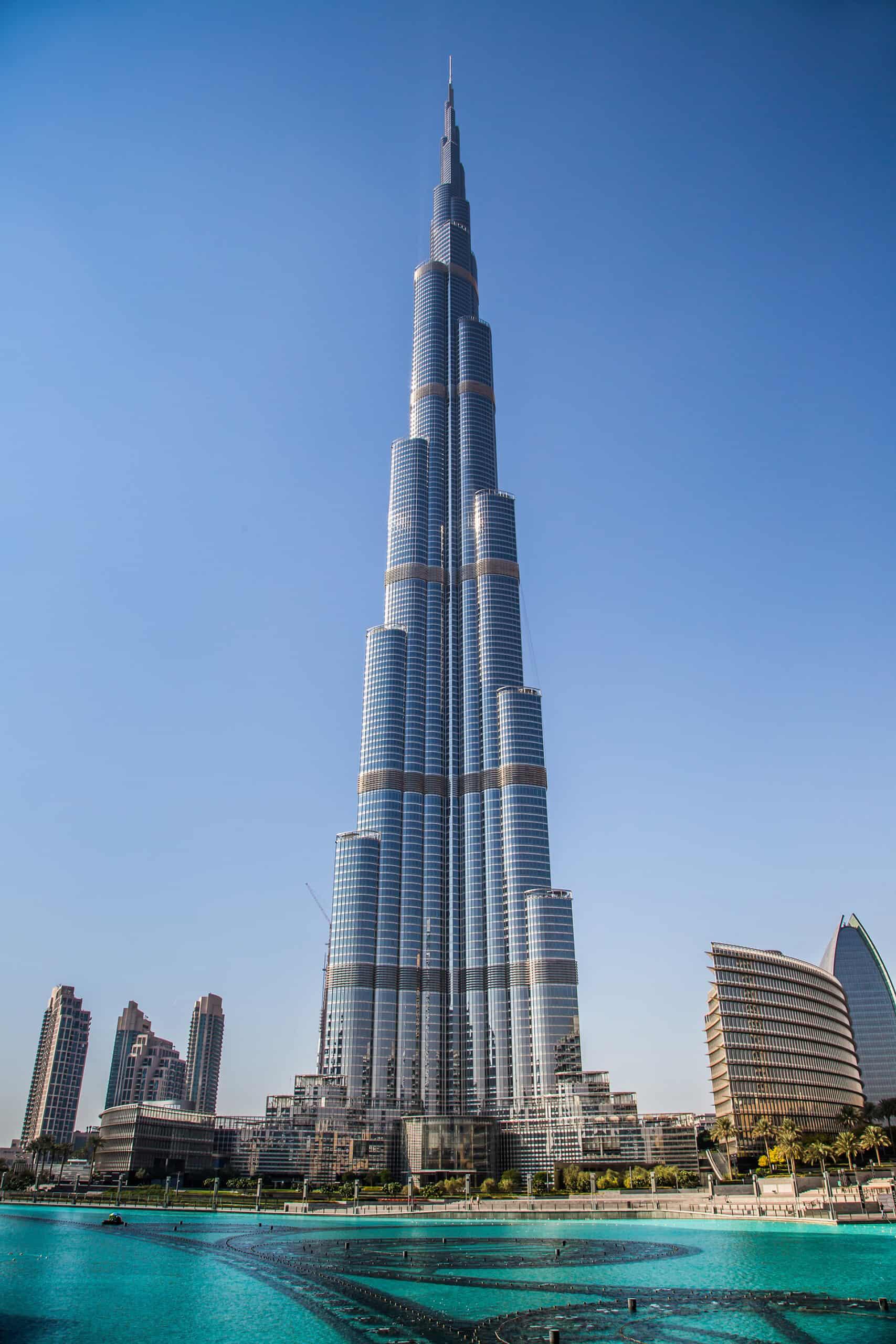 plus haute tour du monde