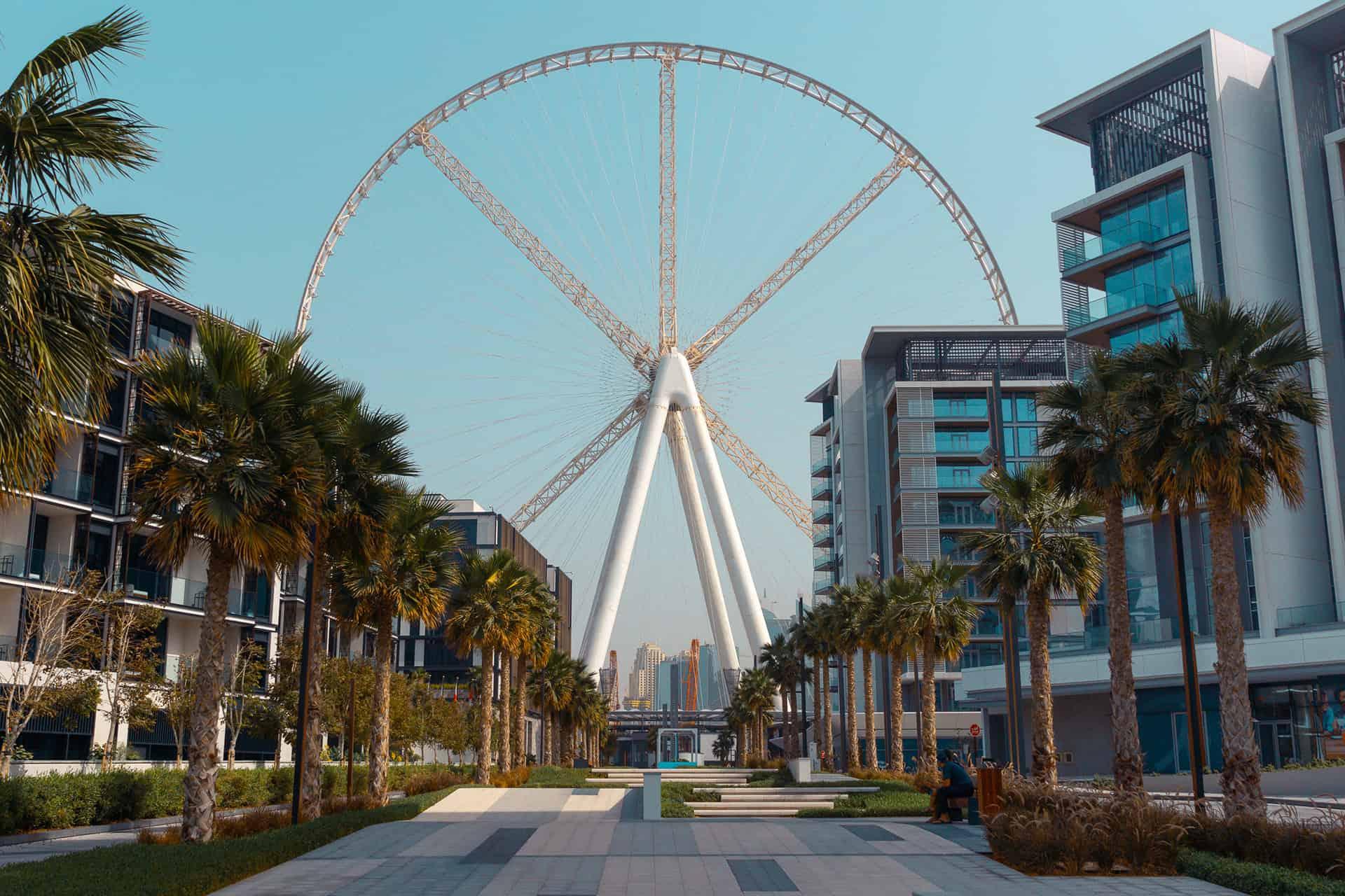 plus grande roue du monde